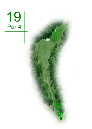 Keperra Country Golf Club - Hole 19