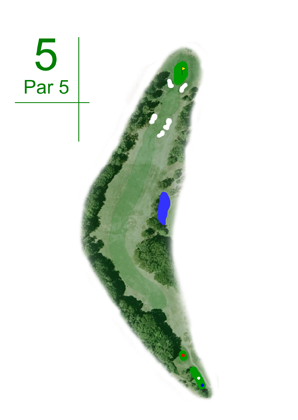 Keperra Country Golf Club - Hole 5
